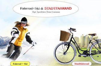 Fahrrad+Ski & Stadtfahrrad in 1060 Wien