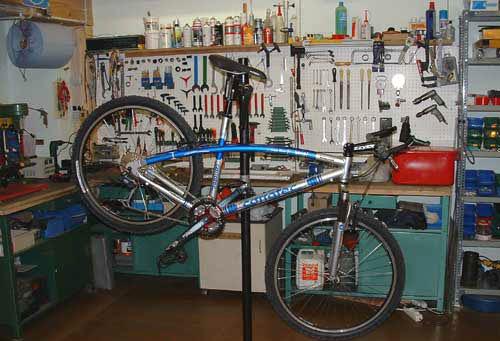 Fahrrad Eck in 1170 Wien - Werkstatt