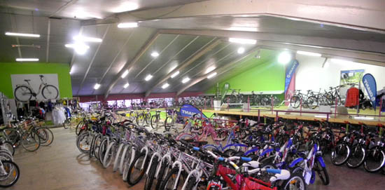 Bike + More in 1220 Wien
