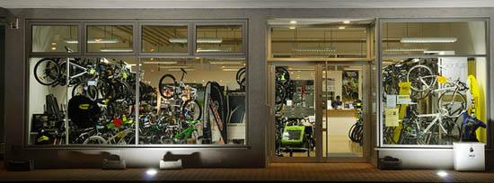 Bikestore in 1230 Wien