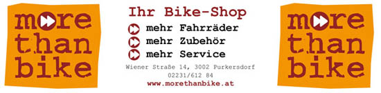 More than Bike in 3002 Purkersdorf