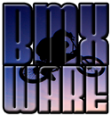BMXware Logo - bmx bikes, teile, streetwear, sportswear, freestyle, downhill