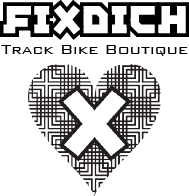 Logo FIXDICH Track Bike Boutique