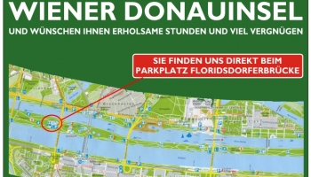 Radverleih Donauinsel